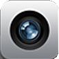 Icône de l'appareil photo de l'iPhone