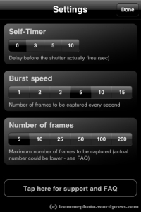 Burst Mode