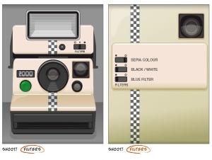 Retro Photo Machine