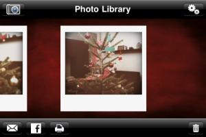 Polaroid Digital Camera App