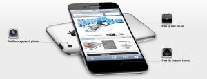 Les rumeurs de l'iPhone 5