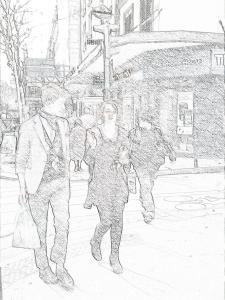 Snap & Sketch
