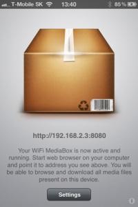 WiFi MediaBox