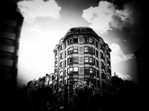 Yashica Holga Digital 2011 ( lentille plastique - tirage noir et blanc )