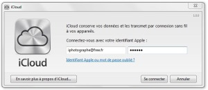 Tutoriel iCloud