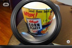 FishEye Toy Camera