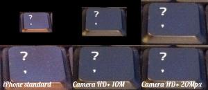 Camera HD+