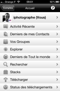 FlickStackr for Flickr