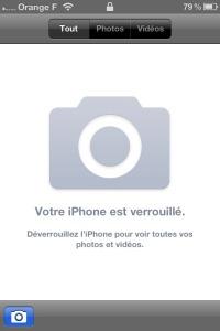 Vulnérabilité iOS 5